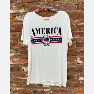 Tops - America tee